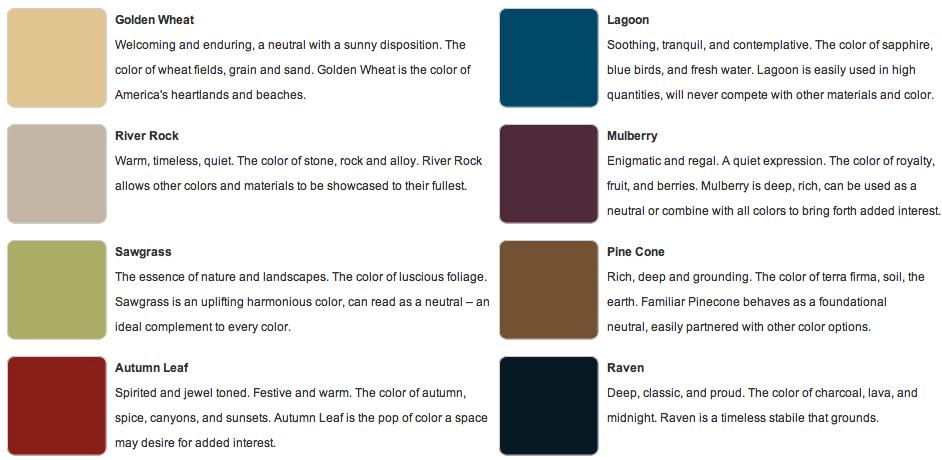 Naturals Color Palette Norix