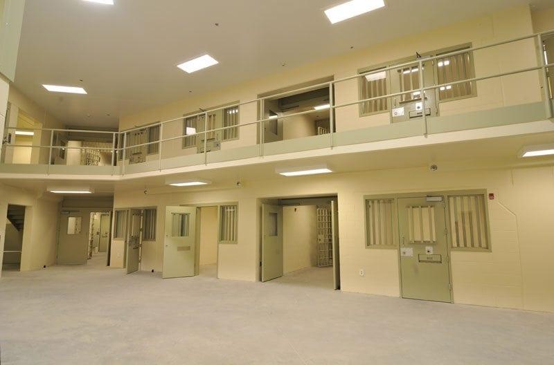Berlin Correctional Facilitly Interior