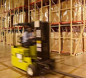 Supply Chain Architected for Logistics Execution