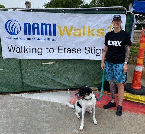 Norix at NAMI Walks