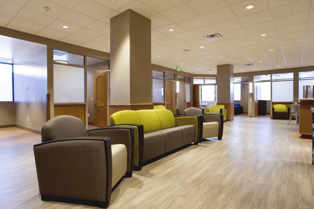 Mental Health Triage Center Furniture